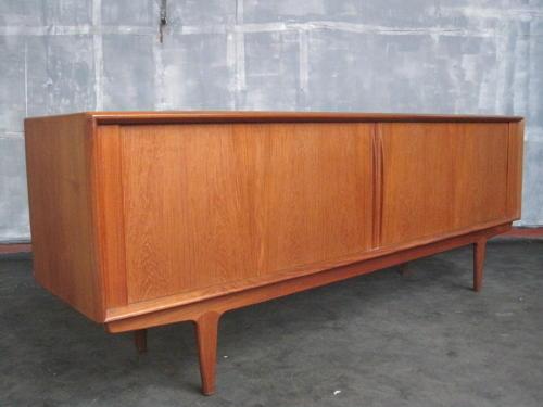 Danish teak sideboard by Bernhard Pedersen