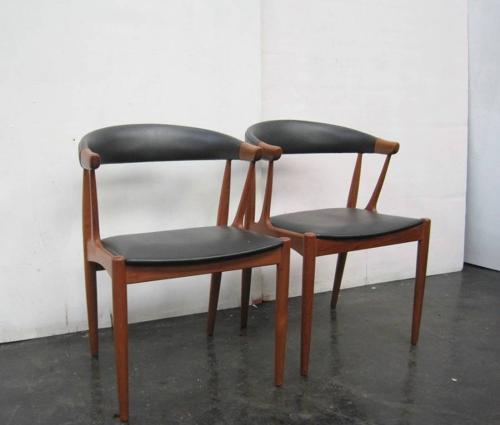 Danish Brdr Andersen armchairs
