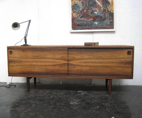 Niels Moller rosewood sideboard