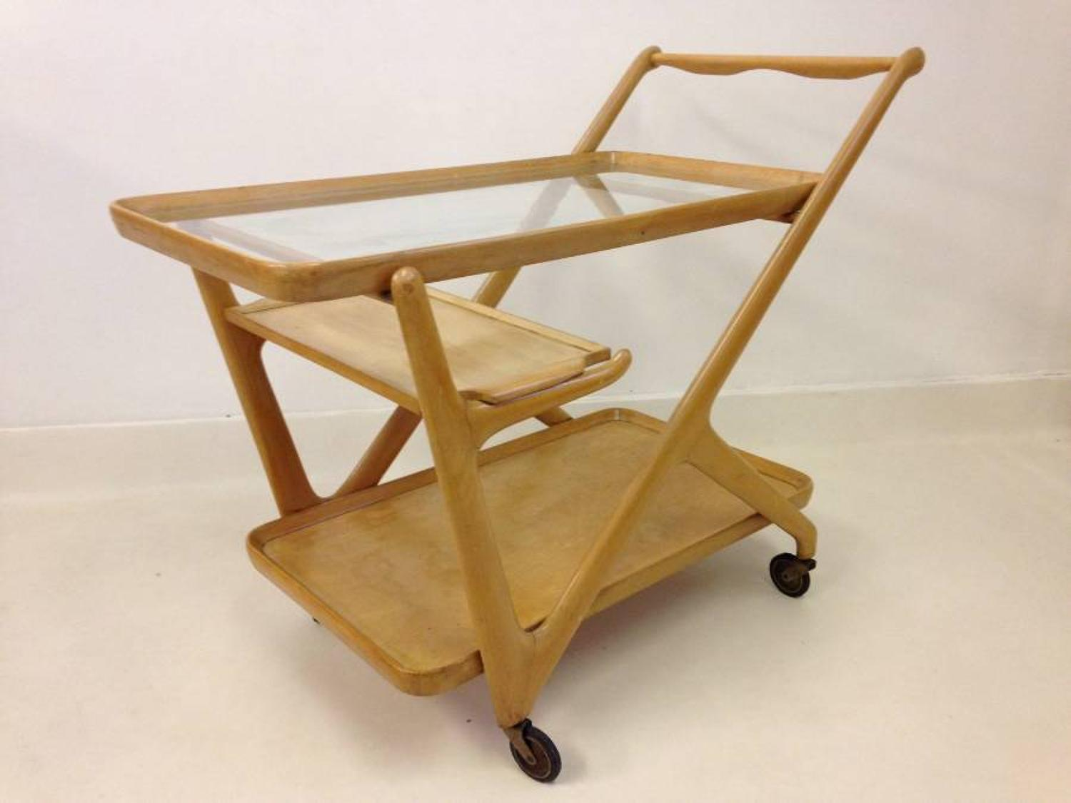 Italian trolley by Cesare Lacca