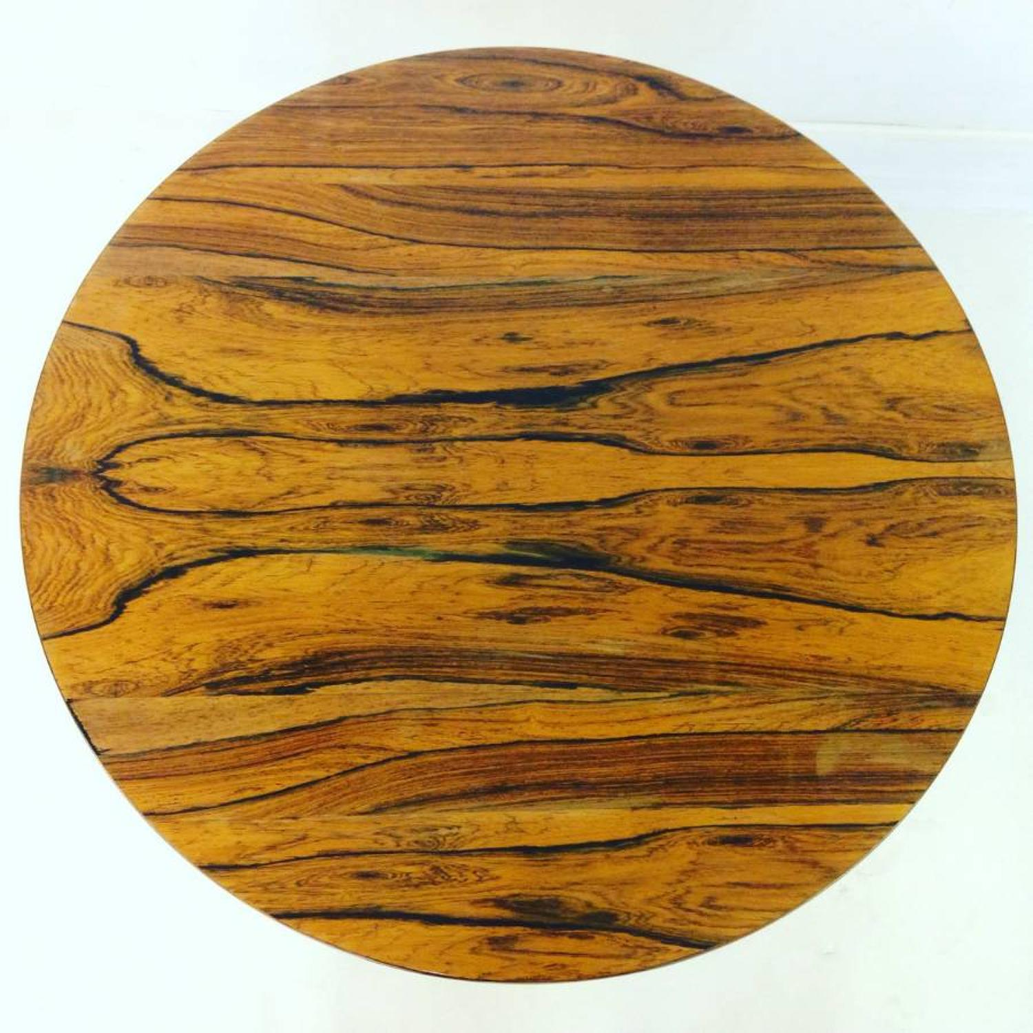 1960s rosewood coffee table by Arne Halvorsen