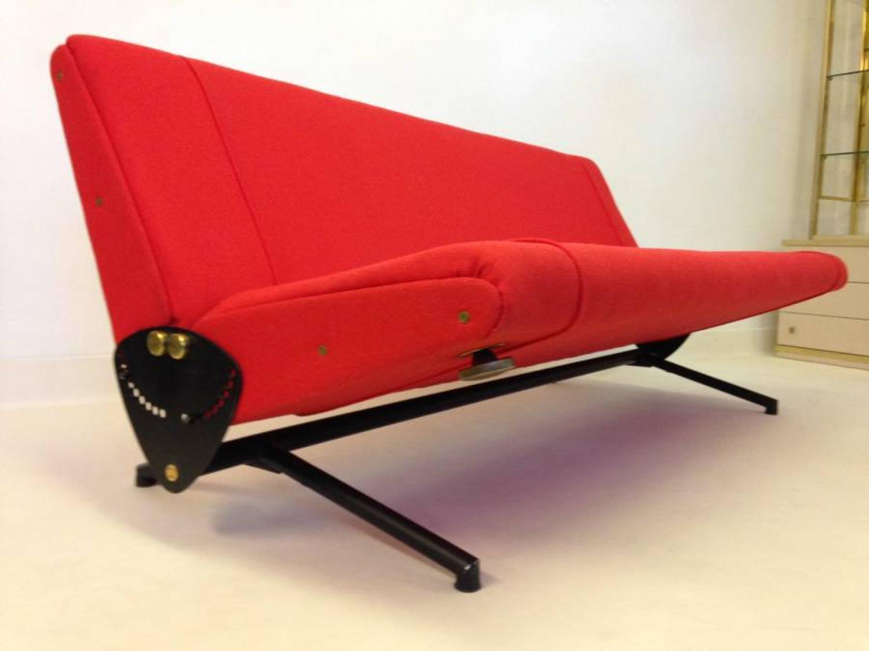 D70 Sofa by Osvaldo Borsani