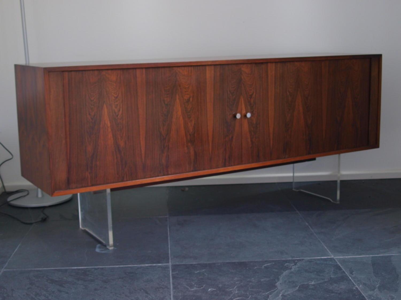 Poul Norreklit rosewood sideboard