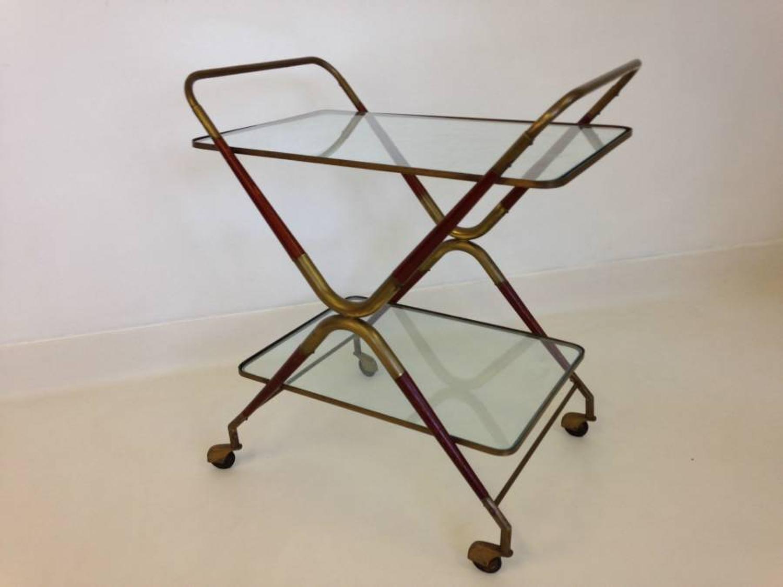 1950s Italian trolley