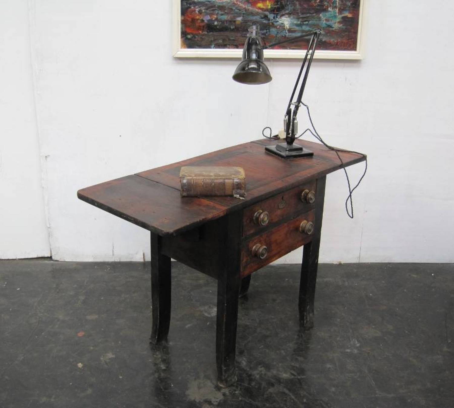 Antique copying table