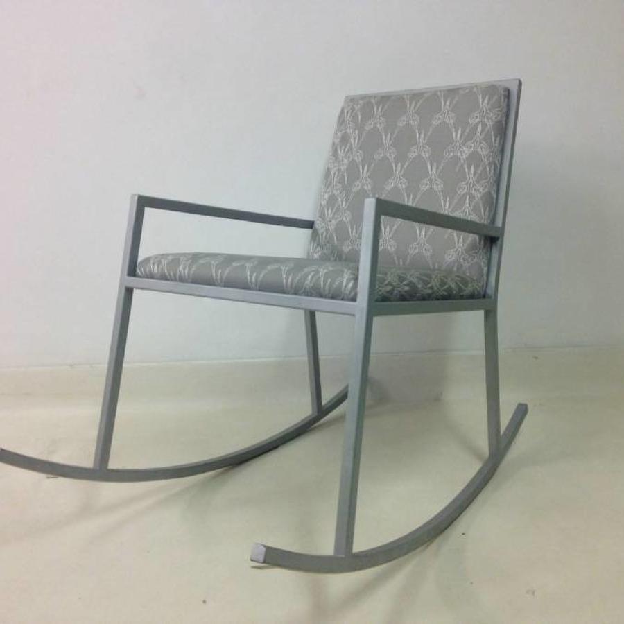 Rocking chair by Kiki Van Eijk