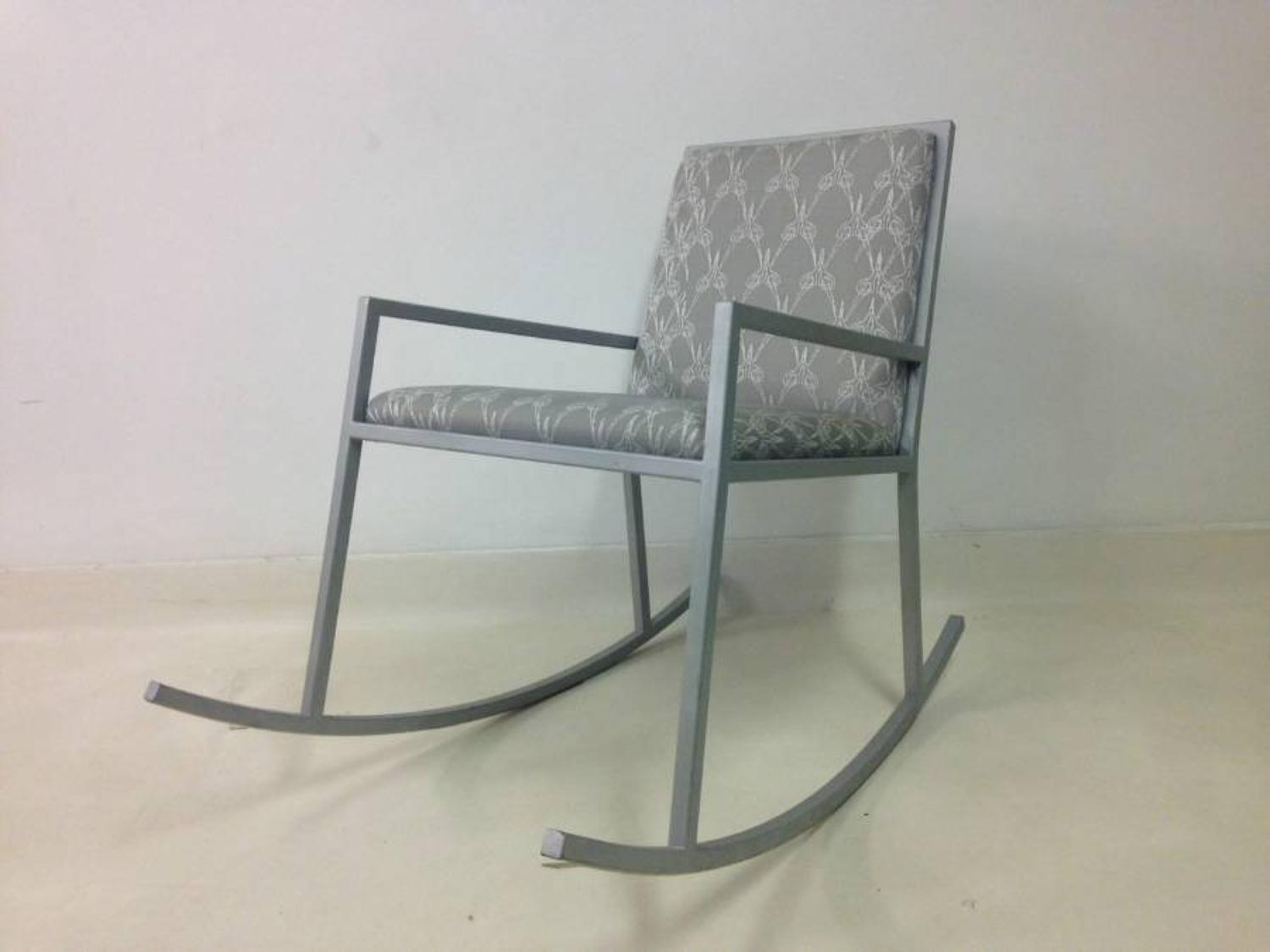 Rocking chair by Kiki Van Eijk