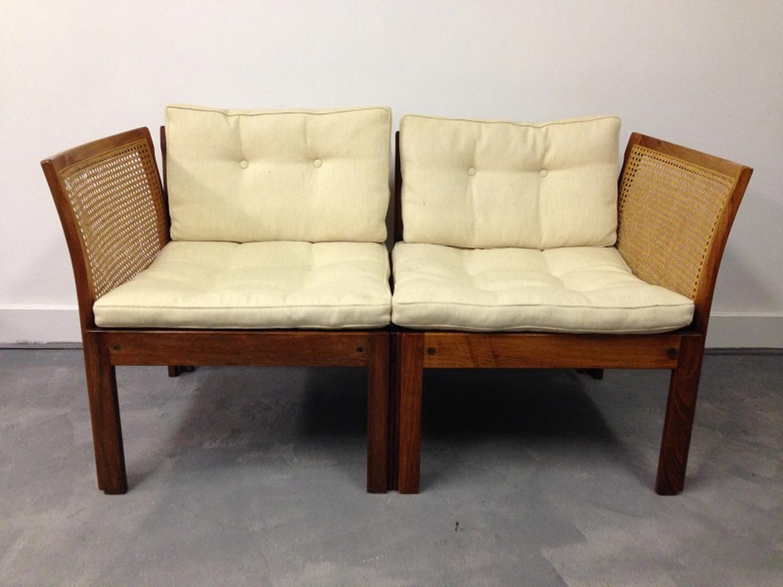 Rosewood sofa by Illum Wikkelso