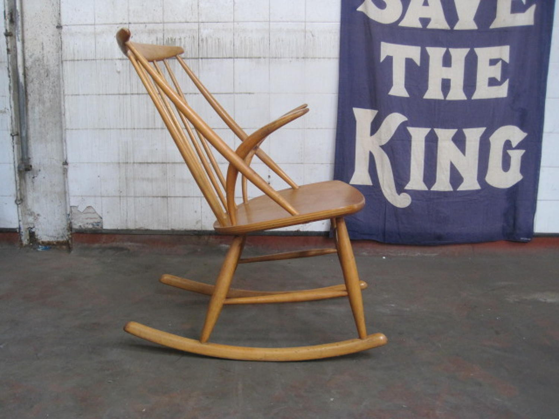 Llum Wikkelso rocking chair