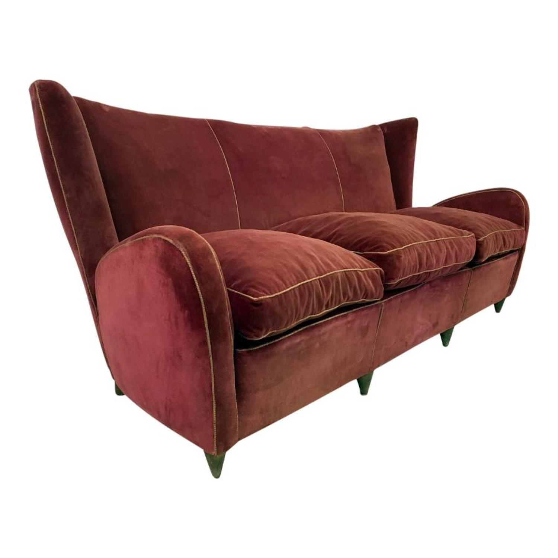 1950s Italian sofa by Paolo Buffa