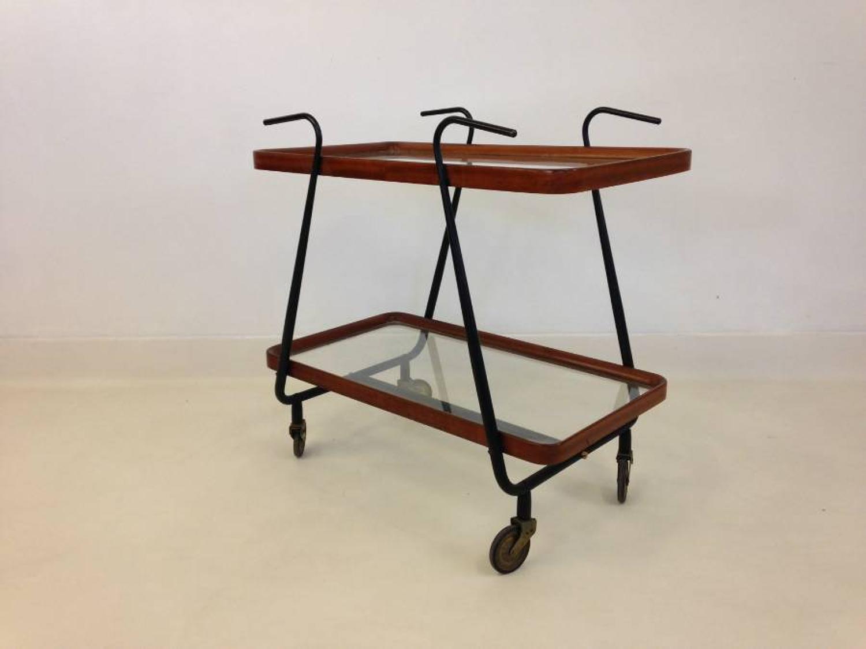 1960s Italian trolley