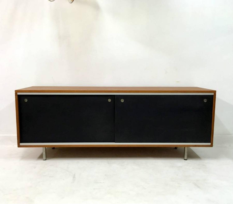 Teak sideboard by George Nelson for Herman Miller