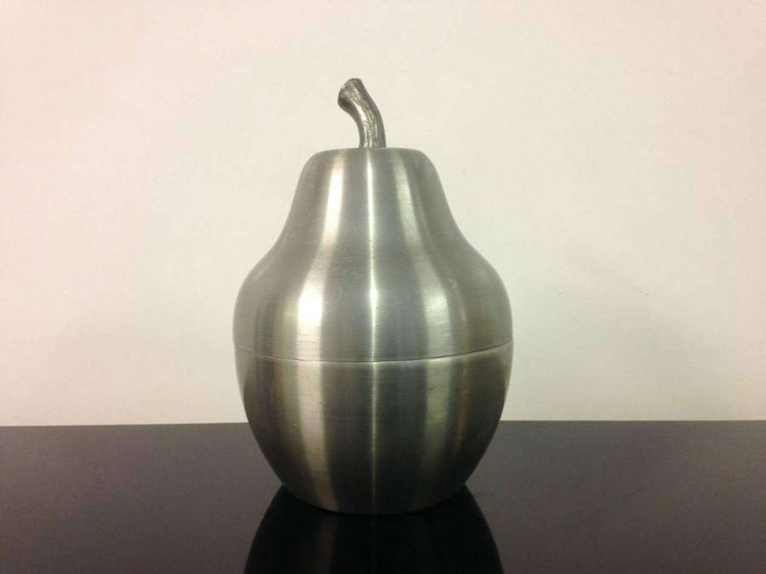Aluminium pear ice bucket
