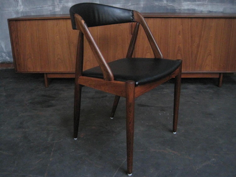 Rosewood Kai Kristiansen chairs