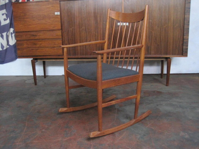 Arne Vodder rocking chair