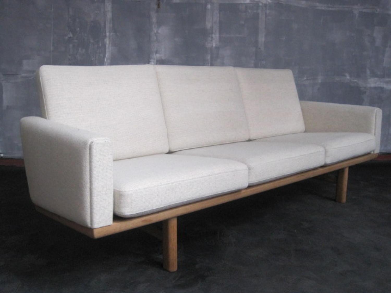 Three seater sofa by Hans J Wegner