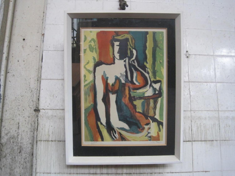 Louis Favre lithograph