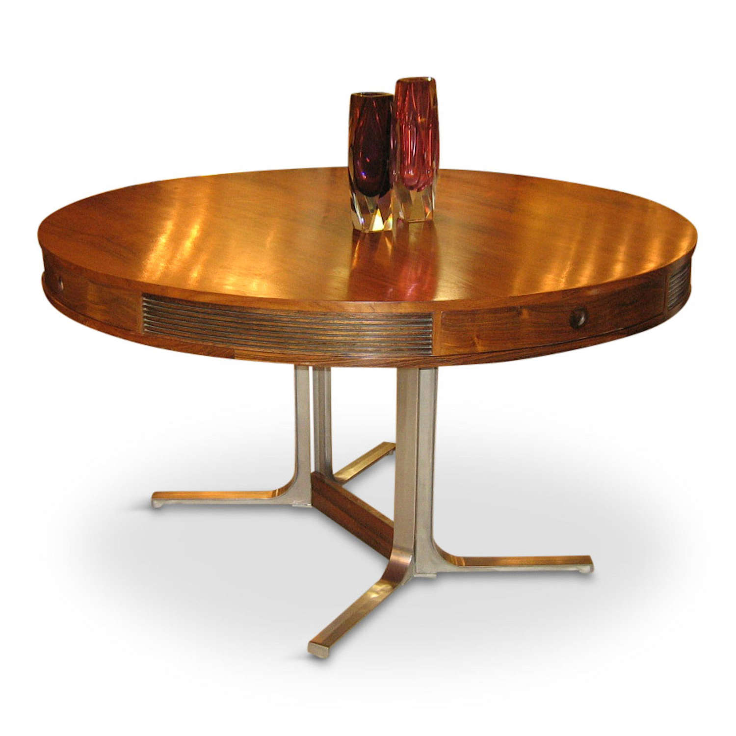 1960s Rosewood Dining Table by Robert Heritage