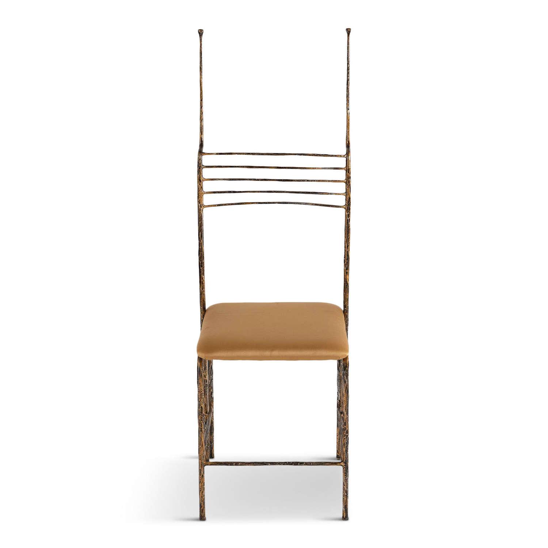 1970s Sculpture Chair by Salvino Marsura
