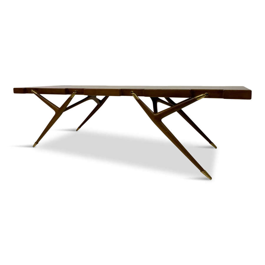 Model No. 1116 Coffee Table by Ico Parisi for Singer & Sons